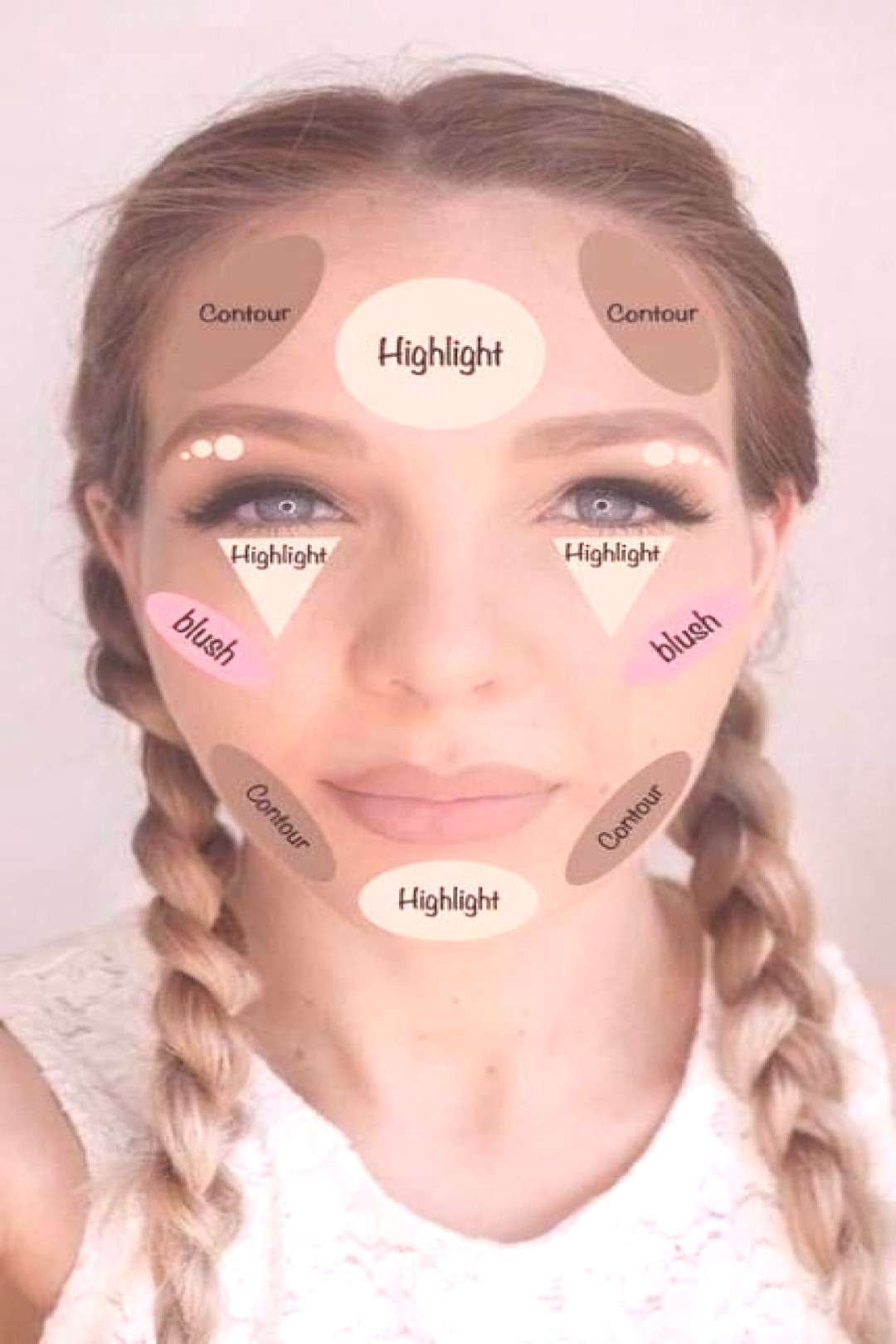 Trendy Makeup Tutorial For Beginners Contouring Products 26 Ideas