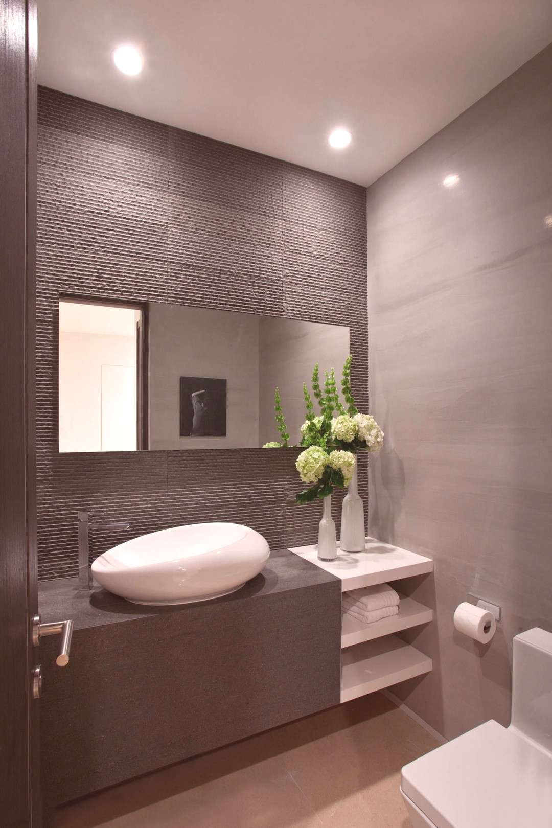 15 Awesome Contemporary Bathroom Design Ideas You Must Have (Recommended)
