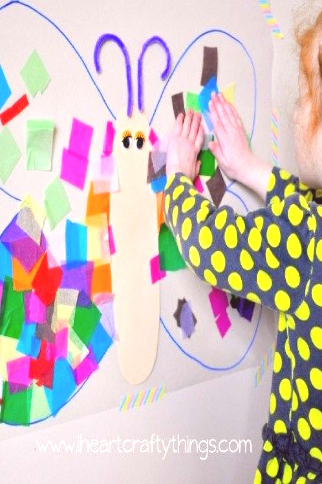30+ Amazing Contact Paper Activities - HAPPY TODDLER PLAYTIME