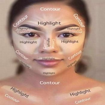 65 Trendy makeup tips for beginners contouring -