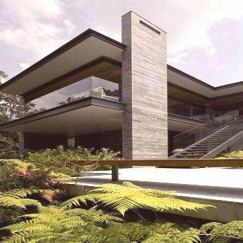 Analyzing The Best Contemporary House Designs - House Topics -  The use of light...        Analyzin