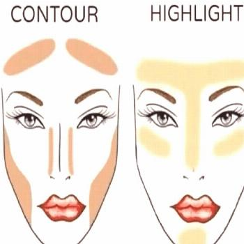 Basic Everyday Contouring with Avon Makeup - Deanna's Avon Blog It is easy to do basic everyday con