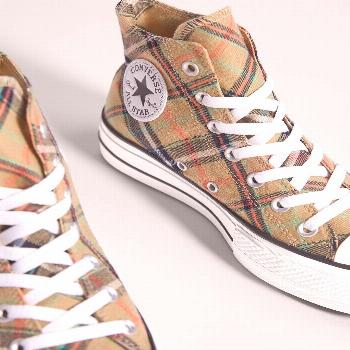 Baskets plateforme Converse Exclusive for Bershka