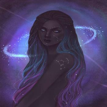 Beings with constellations tattooed on their bodies with ... - beings ... -  Beings with constellat