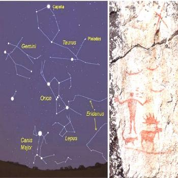 Canis Major and Orion constellations, ... Canis Major and Orion constellations, ... ,