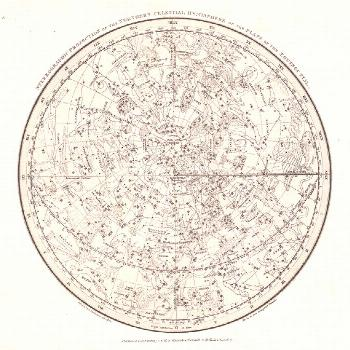 Constellations Map Vintage | Constellations Vintage constellations map vintage & constellations vin