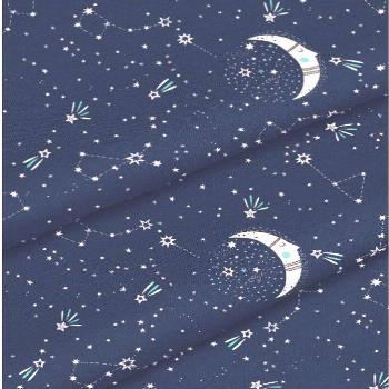 Constellations Personalized Baby Blanket, Night Sky Minky Lovey, Space Nursery Bedding, Moon ... Co