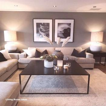 Cozy Living Room Decor for Small, Modern, Boho or Rustic Living Rooms