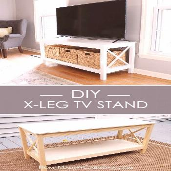 DIY Media Consoles and TV Stands -  Creative furniture,  Desire for that additional advice, press t