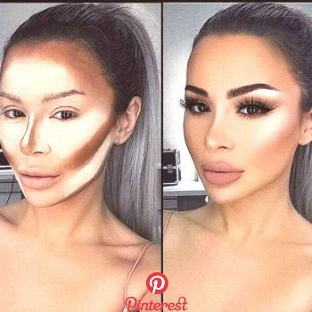 Highlighting and Contouring : How-To Con... -  Highlighting and Contouring : How-To Contour A Face
