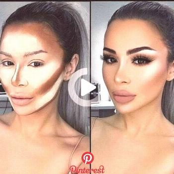 Highlighting and Contouring : How-To Contour A Face Like A Pro - Page 3 of 8 -   - Highlighting and
