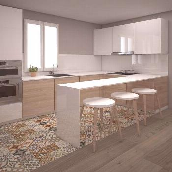 Home Decor Inspiration : Cool 45 Modern Contemporary Kitchen Ideas  /    Visit now fo