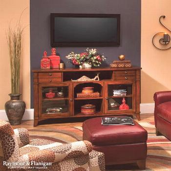 Home Entertainment Furniture  TV Stands Consoles and Entertainment Centers  Raymour and Flanigan Ho