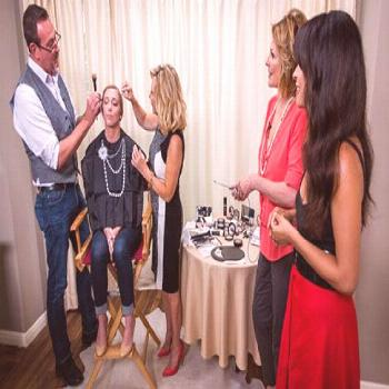 Home & Family - Tips & Products - Makeup Contouring Like a Professional | Hallmark Channel   7/23