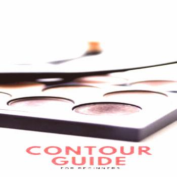 Makeup guide step by step contouring tutorial | Contour For Round Faces -  Contour makeup for begin