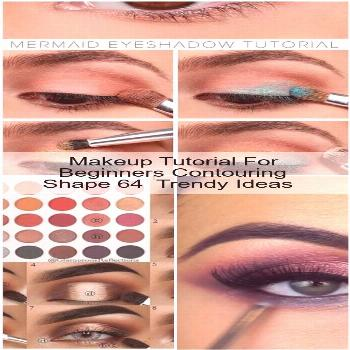 Makeup Tutorial For Beginners Contouring Shape 64+ Trendy Ideas Makeup Tutorial For Beginners Conto