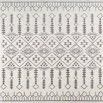 Momeni Rugs Lima Collection Contemporary Area Rug, 7'10