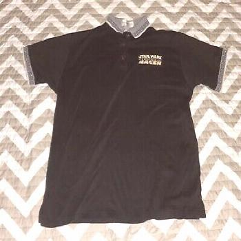 Nintendo Employee Polo Shirt Episode 1 Racer Store Display Vintage 90s Star Wars (ebay link)