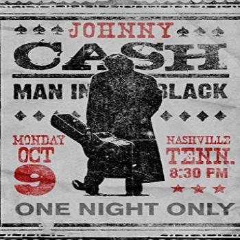 Pyramid America Johnny Cash The Man in Black One Night Only