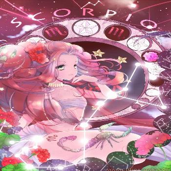 Scorpio [Zodiacal Constellations] w. SpeedPaint by Ayasal on DeviantArt -  I don't know but I like