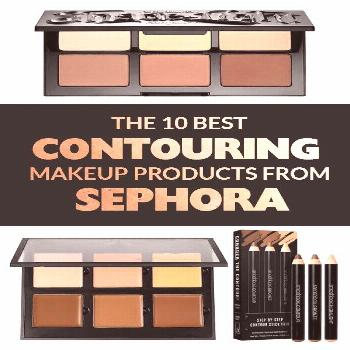 The 10 Best Contouring Makeup Products From Sephora - Society19#contouring