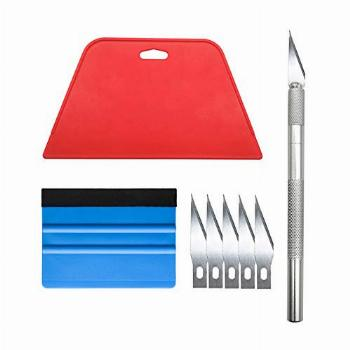 Wallpaper Smoothing Tool Kit for Adhesive Contact Paper