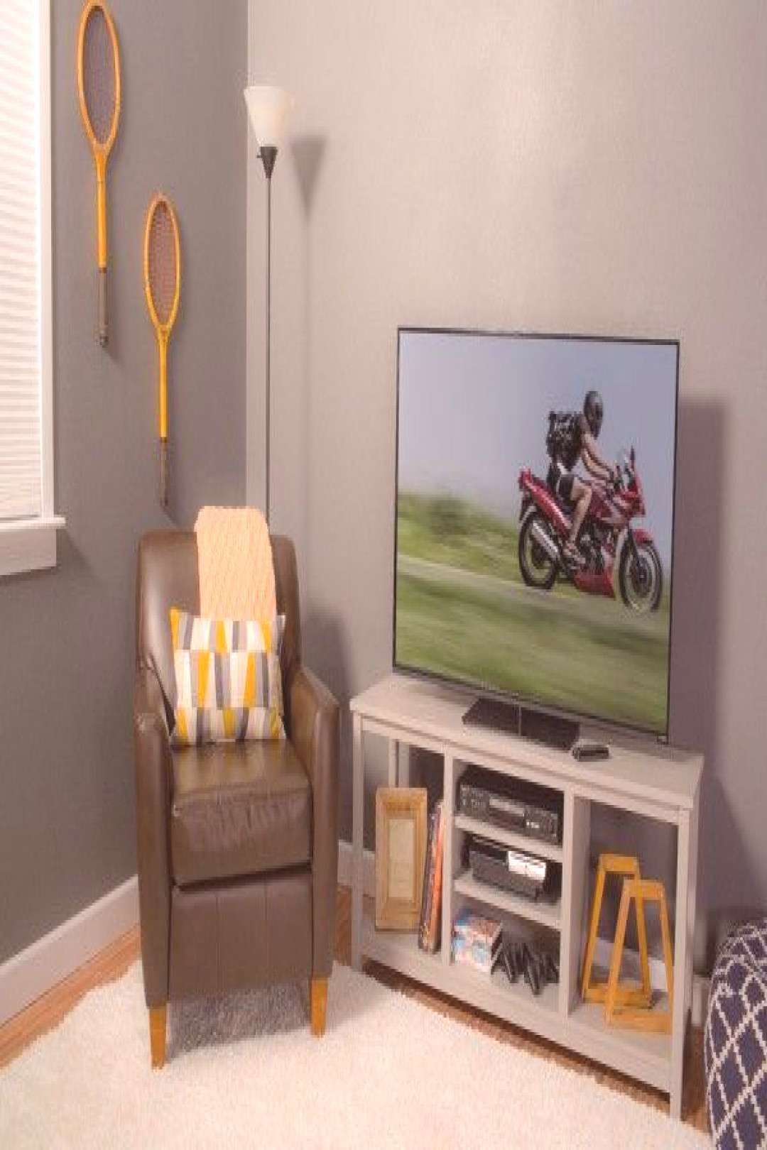42 DIY TV Stands and Media Consoles You Can Totally Build at Home -  42 DIY TV Stand and Media Cons