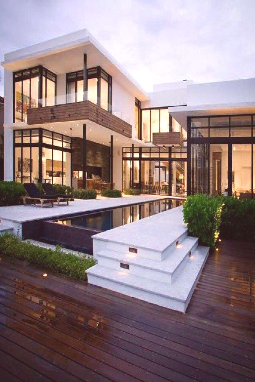 60 amazing outstanding contemporary houses design 2019 35 »