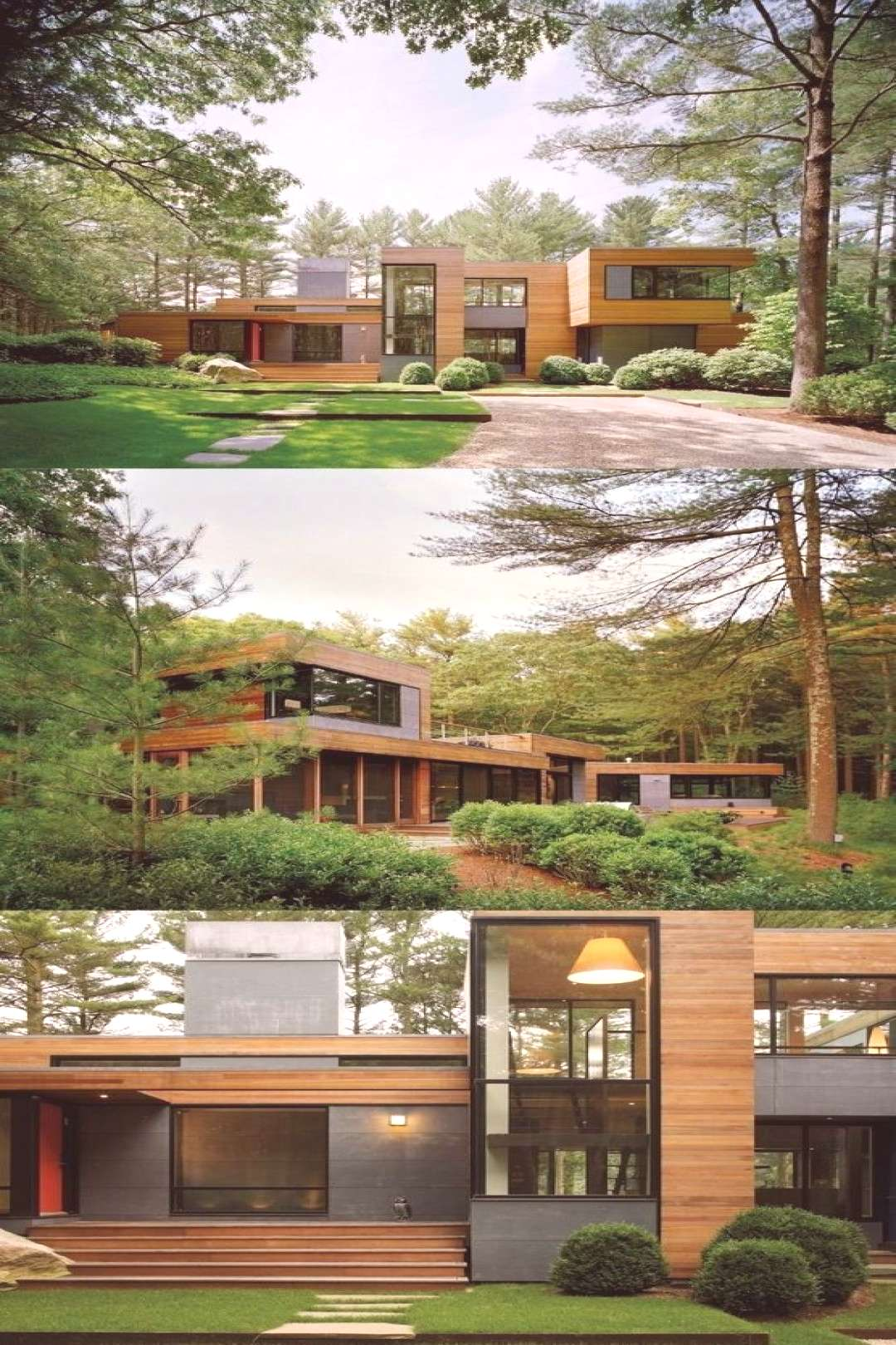 A Contemporary Prairie House by Yunakov Architecture in Kiev, Ukraine Peace of mind  Place called