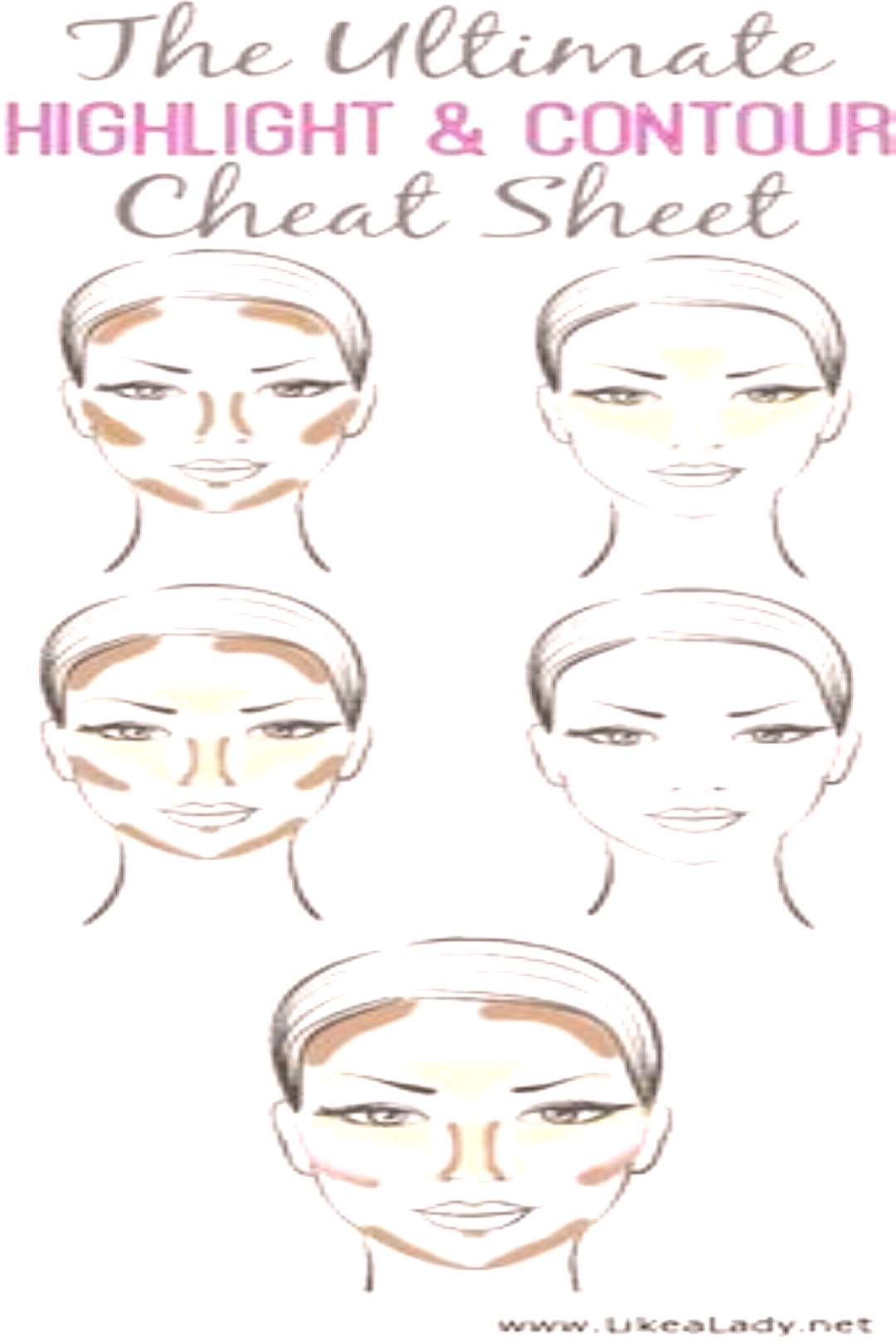 A guide that every lady can use - contouring! Take your makeup to the next level with this tutorial
