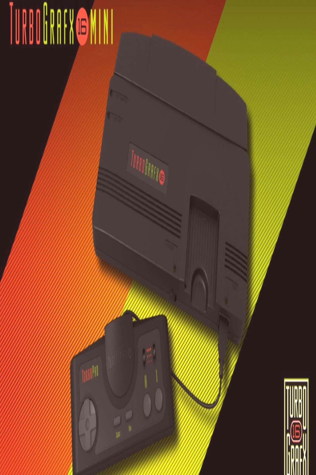 A Short Review On The TurboGrafx-16 Mini Console - The Video Game For Retro Gaming
