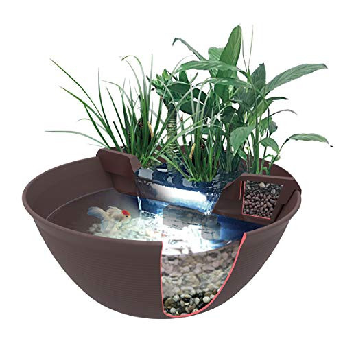 Aquascape 78325 AquaGarden Pond and Waterfall Kit Container