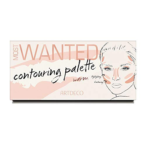 ARTDECO Most Wanted Contouring Palette