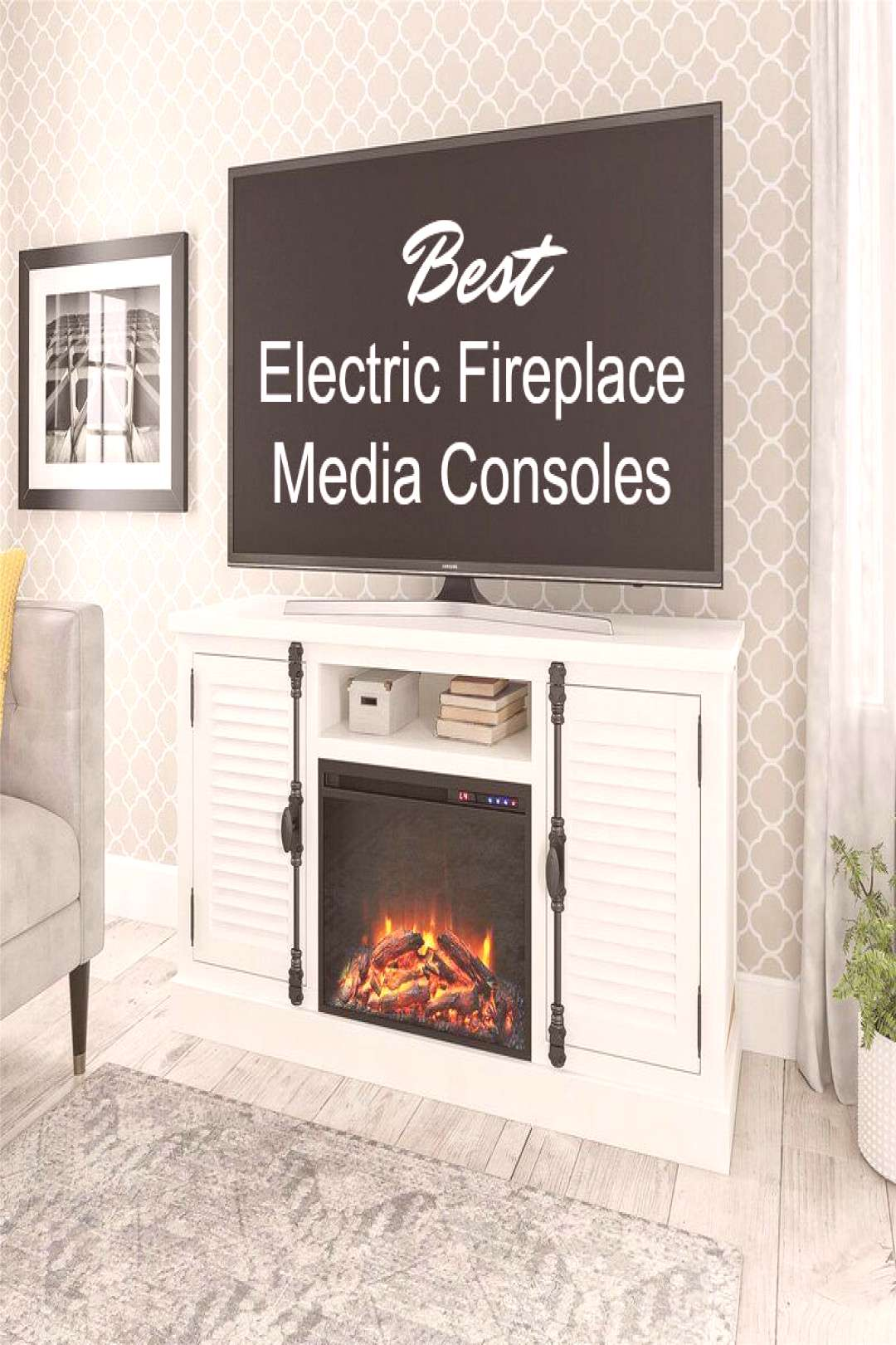 Best Electric Fireplace TV Media Consoles Best Electric Fireplace TV Media Consoles