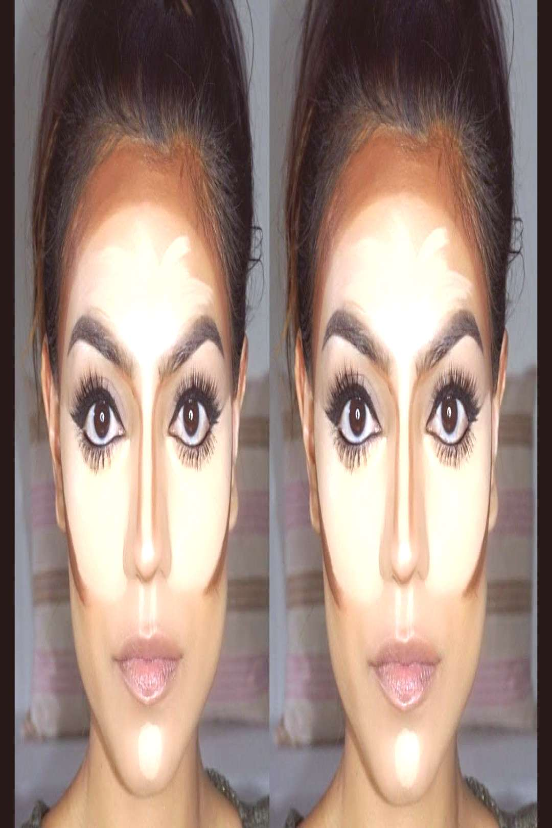 Best Of Extreme Contouring Makeup Tutorial And Pics ,  Best Of Extreme Contouring Makeup Tutorial A