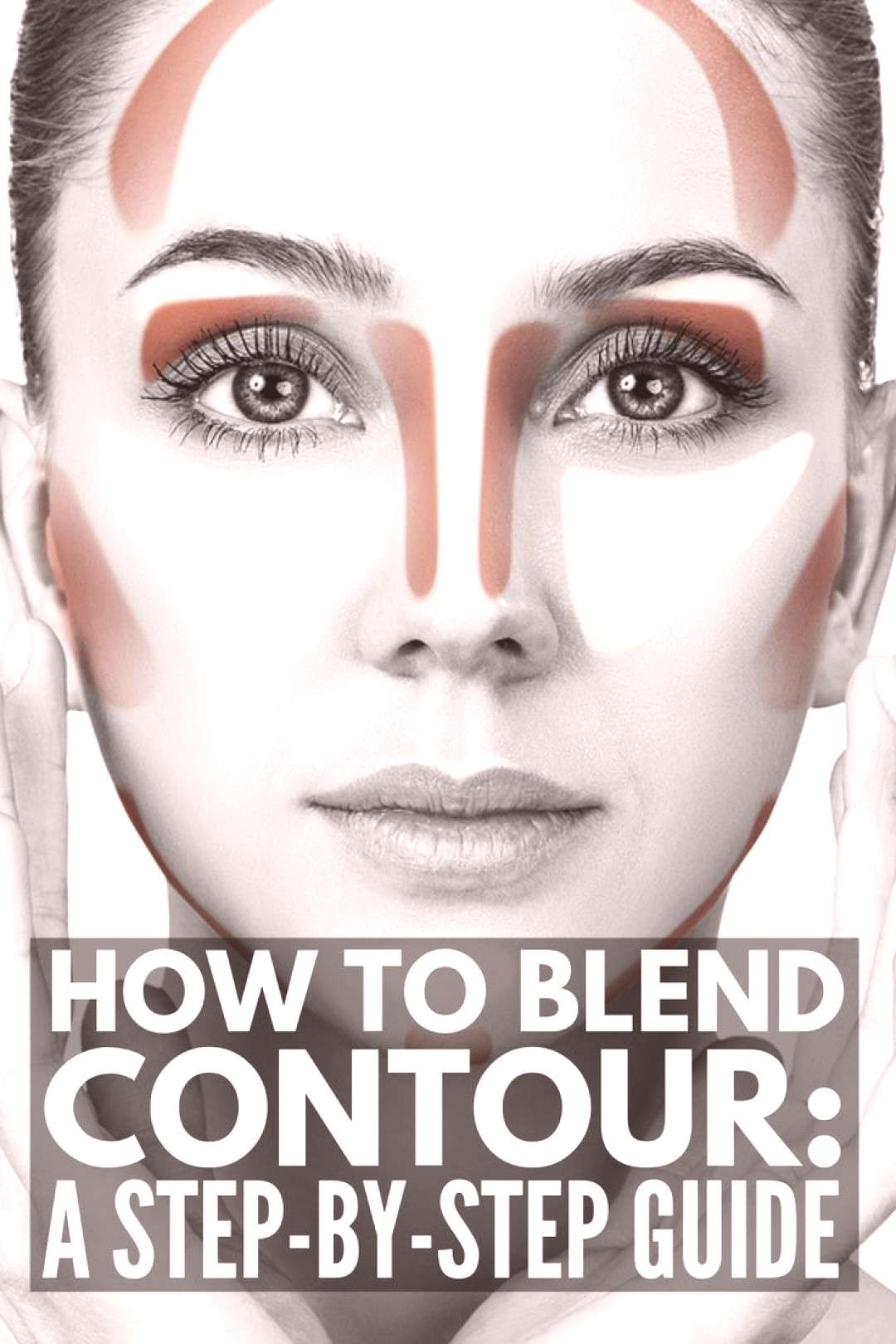 Blending 101: How to Blend Contour Correctly for a Sculpted Face How to Blend Contour: A Step by St