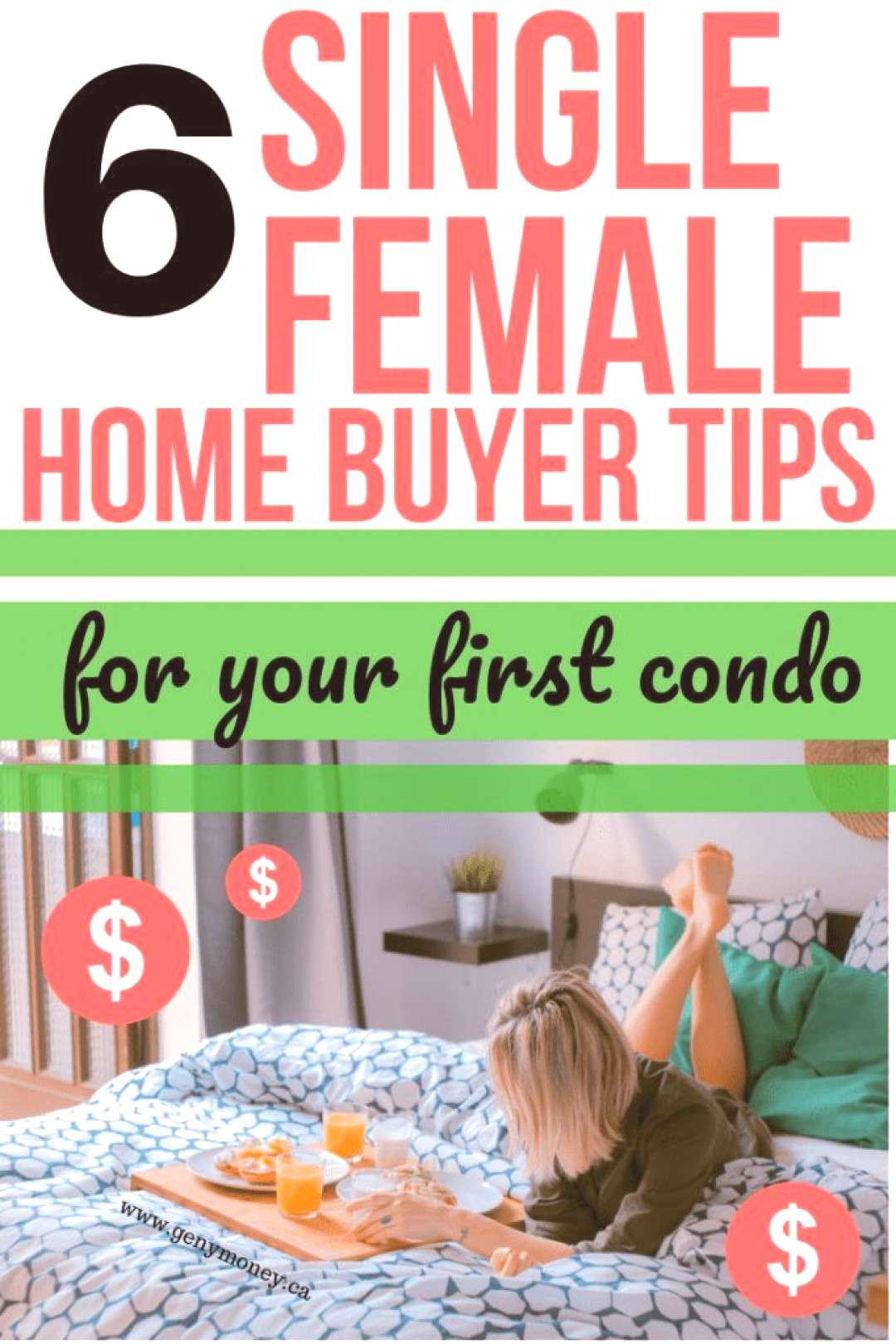 Buying a condo as a single female? Theres more to think about other than whether you want to live