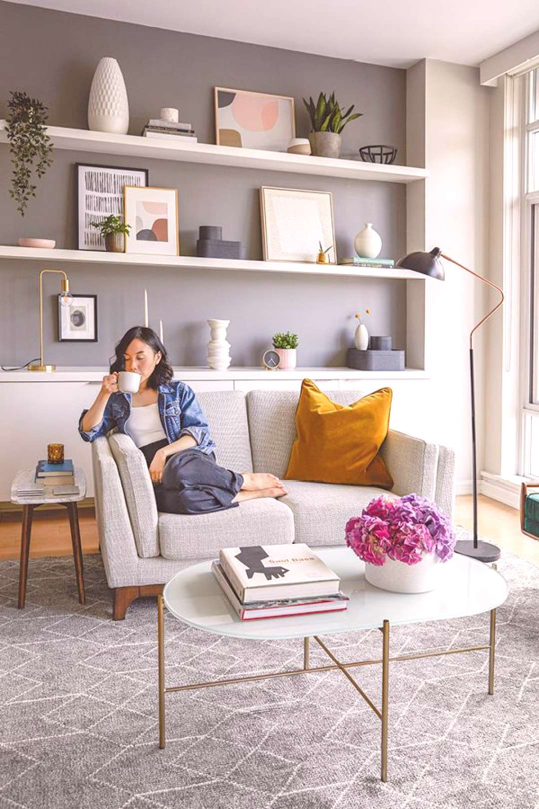 City living means being connected to culture, art, food, and friends... and often condo-sized space