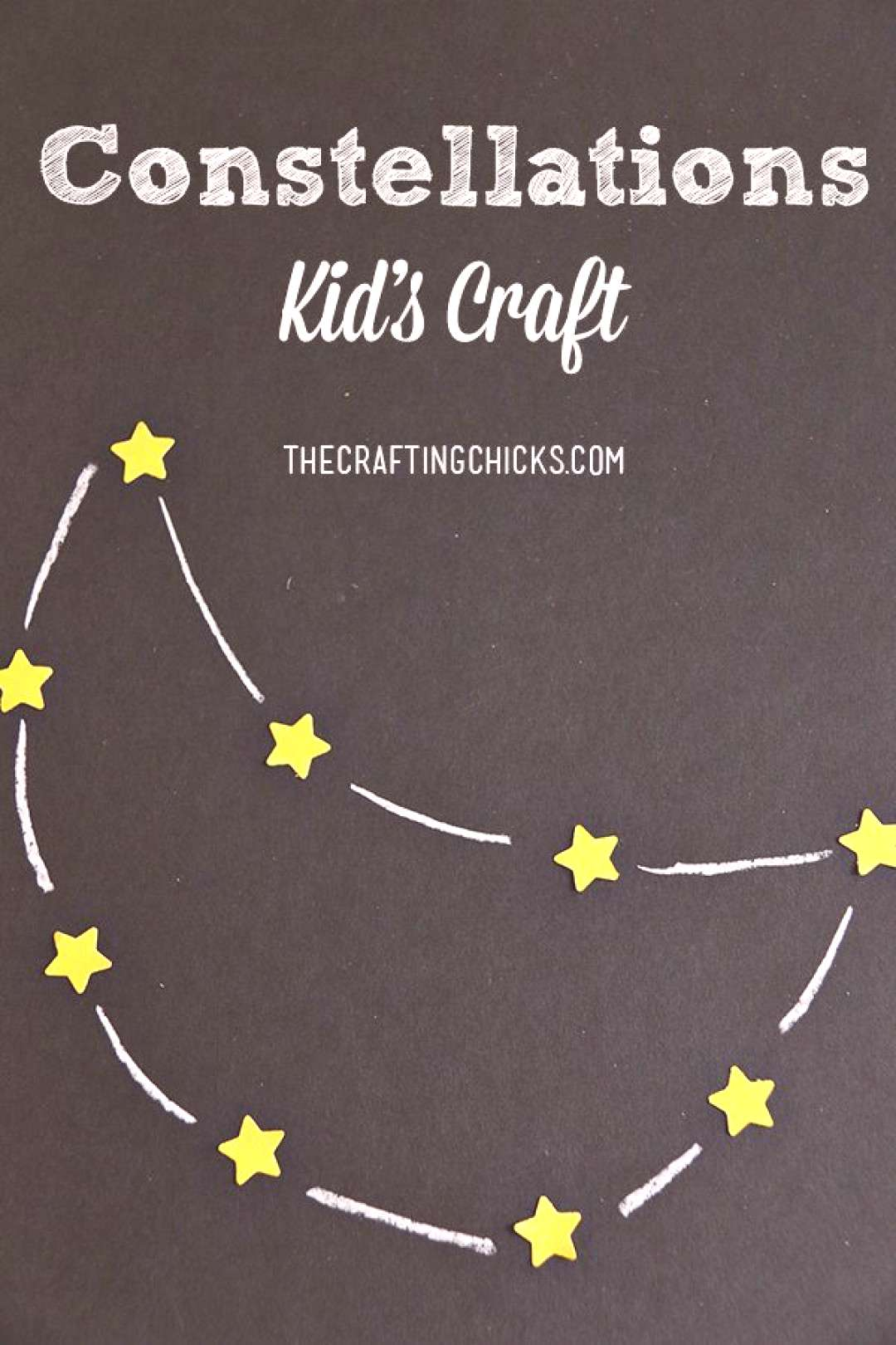 Constellations Kid Craft,Constellations Kid's Craft - Space week activities Tot i que les act... Co