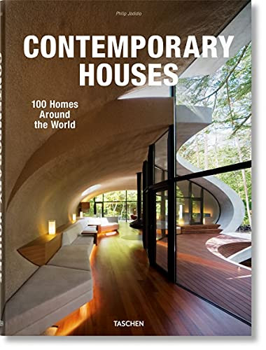 Contemporary Houses. 100 Homes Around the World (English,