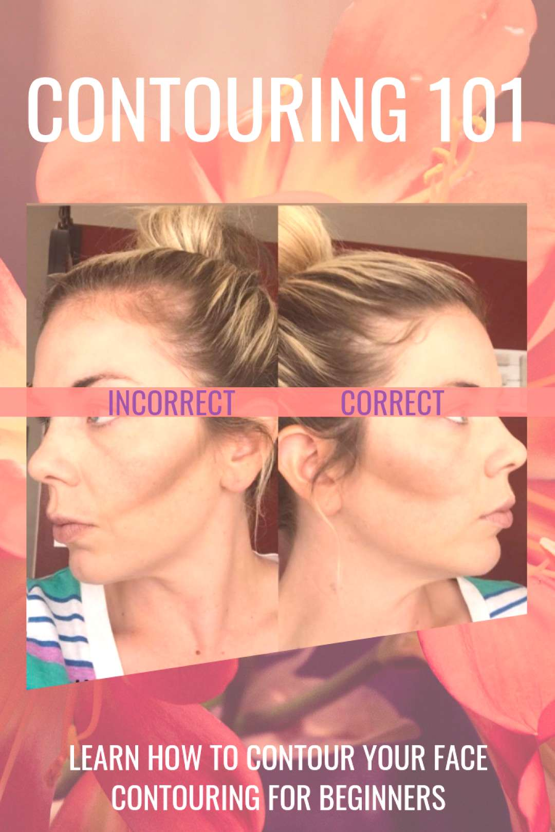 Contouring 101 - How to contour your face | Contouring for beginners - Learn how to contour your f
