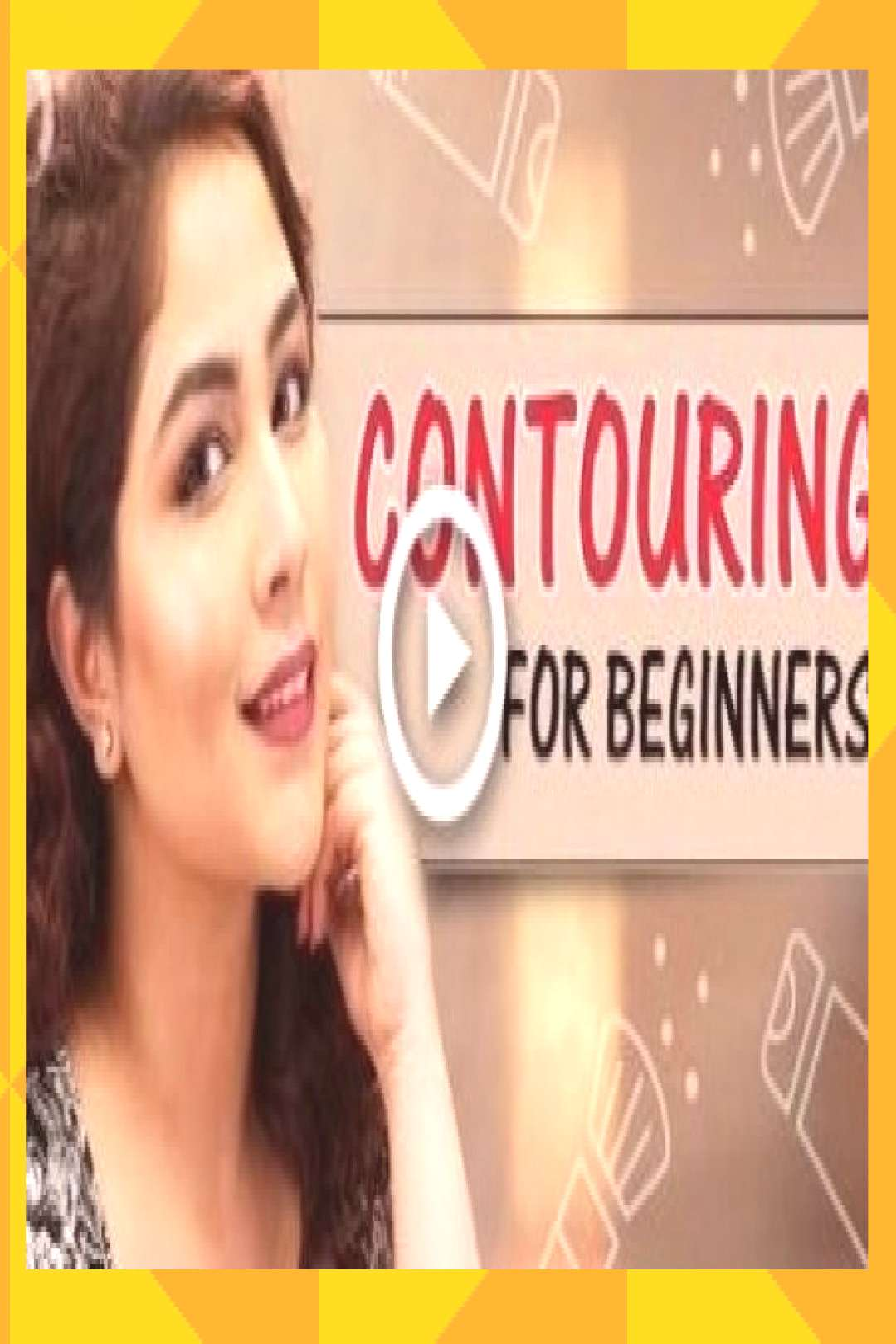 Contouring for Beginners Makeup Tutorial Beginner ... - Contouring for Beginners Makeup Tutorial B