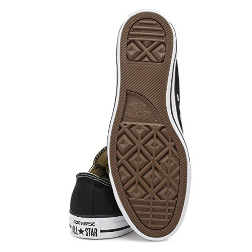 Converse Chuck Taylor All Star Low Top, Black/White, 9.5