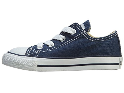 Converse Inf C/T A/S Ox Style 7J237-NAVY Size 10