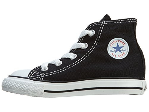 Converse Inft C/T All Star Style 7J231-BLACK Toddler Size 8