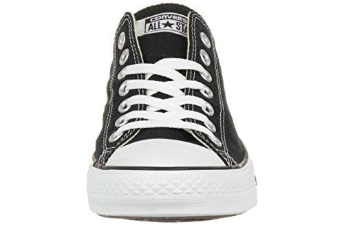 Converse Unisex Chuck Taylor All Star Low Top Black Sneakers