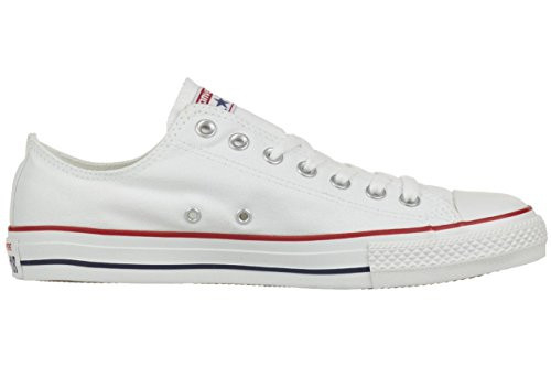 Converse Unisex Chuck Taylor All Star Low Top Optical White