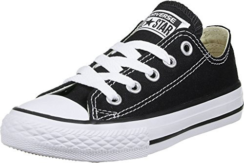 Converse unisex-child Chuck Taylor All Star Low Top Sneaker,