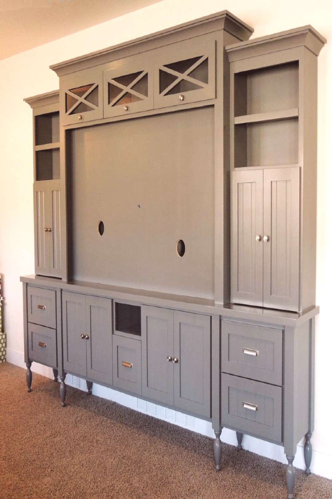 Entertainment Centers and Media Consoles are the most popular items we build. Qu... - -