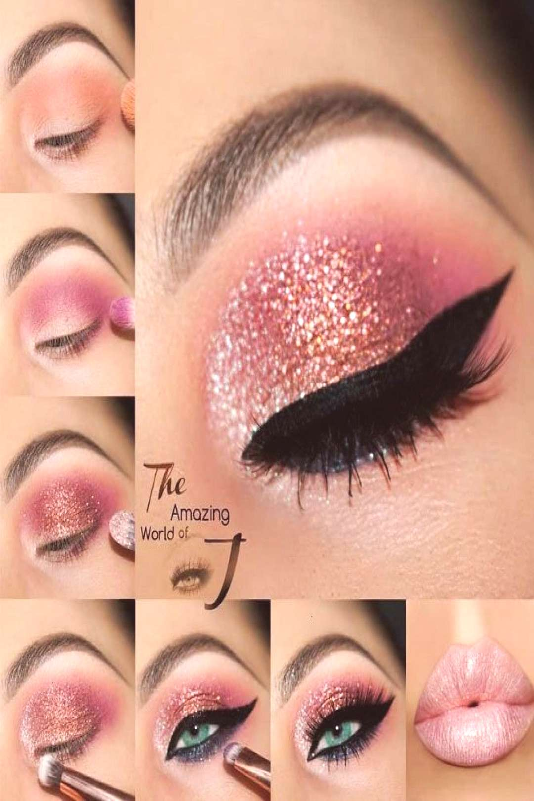 Eyes Makeup Tutorial How To Do Makeup like a pro? We have many simple step by step tutorials for be